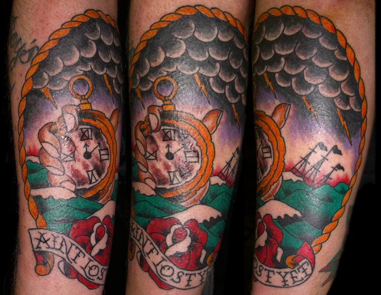 Tattoos diamond jacks tattoo parlour for Jacks tattoo lost