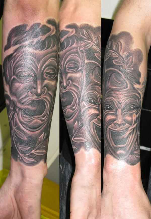 Tattoos by Gino Angelove