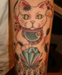 Diamond Jacks tattoo